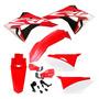 Carenagem Plástico Biker Elite Crf 230f Protetor Mão Mx