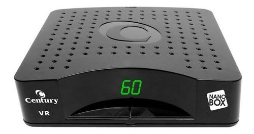 Receptor Century Analogico Nano Box Antena Parabolica Original