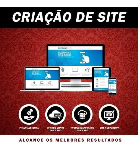 Criação De Site Responsivo Com Wordpress + Elementor Original