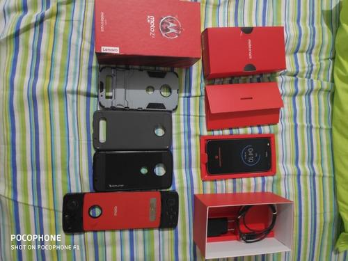 Moto Z2 Play + Moto Snap Gamepad Original