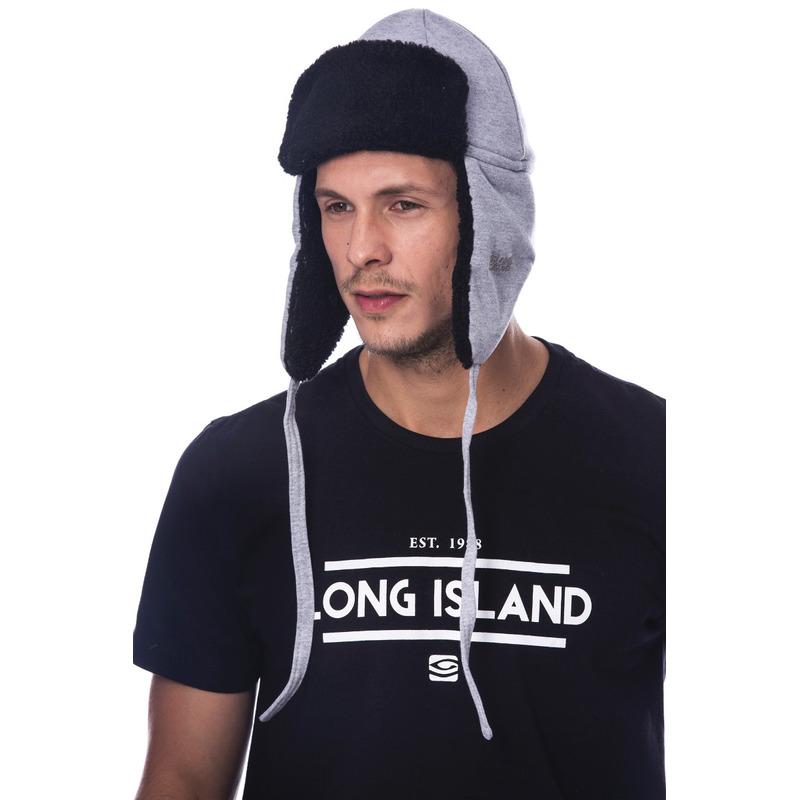 Gorro Long Island CHV Cinza