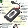 Mini Rastreador Veicular Black Shark Tracker Sem Mensalidade
