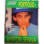 Revista Super Sport Especial Portfólio Ayrton Senna