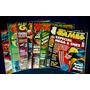 Lote 10 Revistas Ação Games