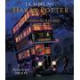 Harry Potter E O Prisioneiro De Azkaban Ilustrada