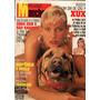 Revista Manchete Xuxa Um Dia De Cão Nº 2054 Ano Ago De 1991