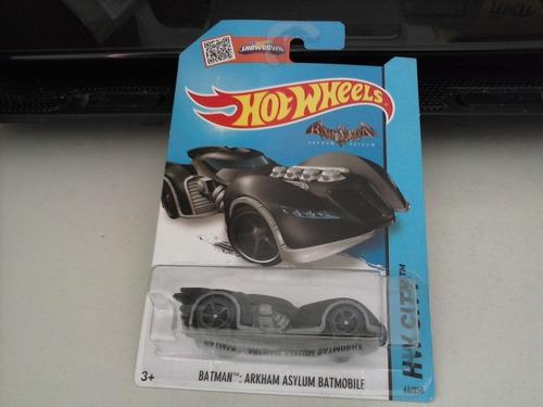 Hot Wheels - Batman Arkham Asylum Batmobile - 64/ 250 - 2015 Original