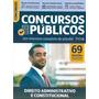 Revista Concursos Públicos 1 Direito Adm. E Constitucional