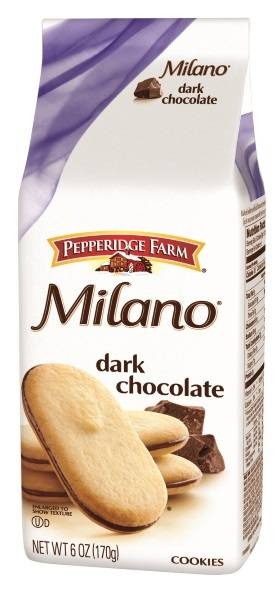 Biscoito Milano Delicato Chocolate - Pepperidge Farm