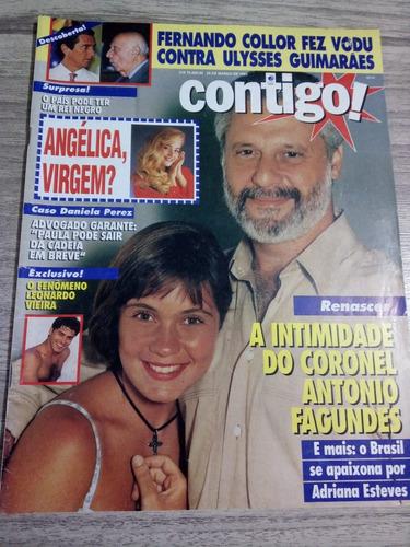 Contigo Adriana Esteves Daniela Perez Angélica Silvio Cauby