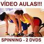 Curso De Spinning Aulas Em 2 Dvds Ujm
