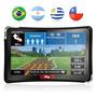 Gps Automotivo Quatro Rodas Slim Tela 4.3 Mtc4310