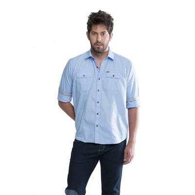 86c68a0758bf5 Camisa Casual Masculina Tião Carreiro