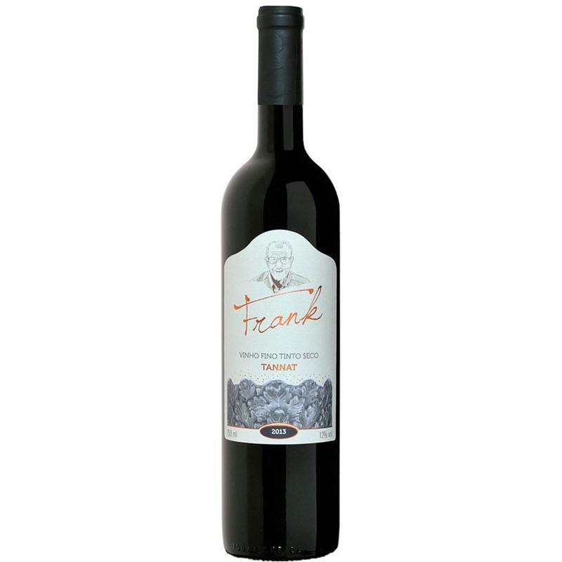 Vinho Fino Tinto Tannat 2013 720ml - Frank