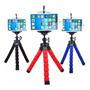 Tripé Celular Portátil Mini Suporte Flexível Apoio Celular