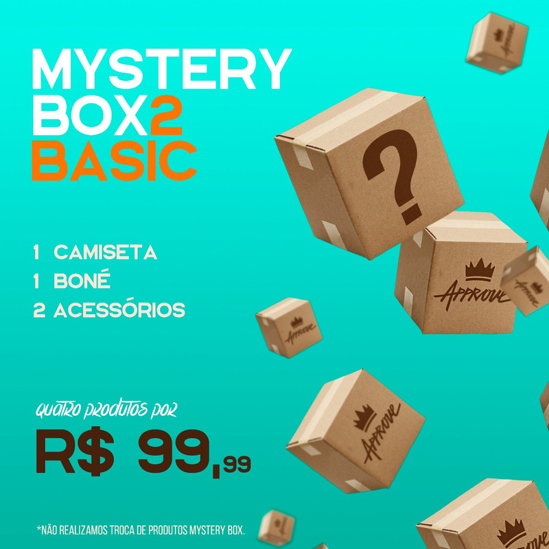 APPROVE MYSTERY BOX BASIC