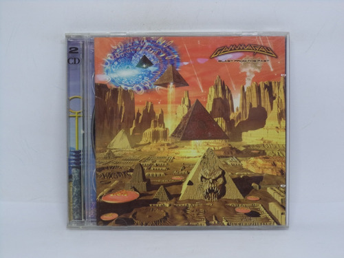 Cd - Gamma Ray - Blast From The Past (  Incluso) Original