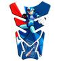 Adesivo Protetor Tanque Honda Yamaha Mega Man
