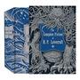 Livro The Complete Fiction Of H.p. Lovecraft Ed Luxo Inglês