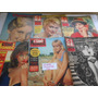 Cinémonde Anos 50 Lote Com 6 Revistas França Único No Ml