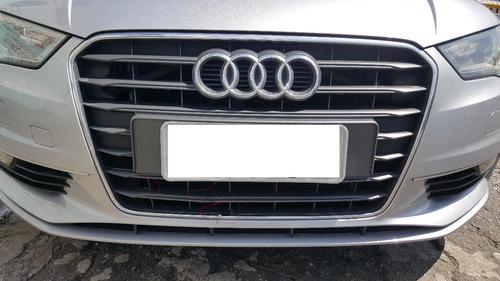 Grade Frontal Do Parachoque Audi A3 1.4 1.8 2013/16