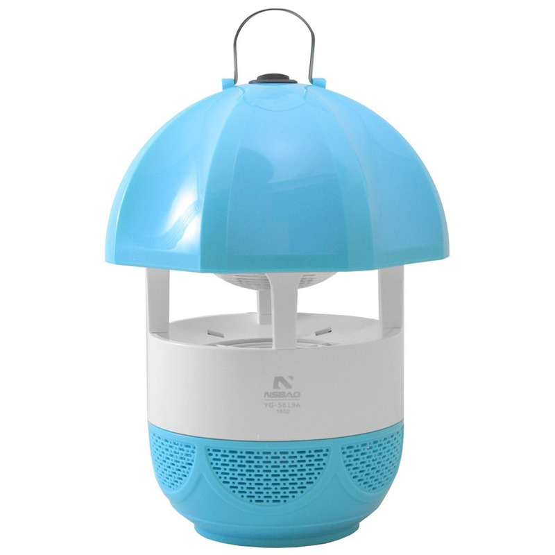 Armadilha para mosquito por luz e sucção(25M2)-NSBAO