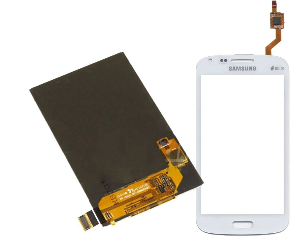 Kit Display Lcd Tela Touch Samsung S3 Duos Gt I8262b I8262