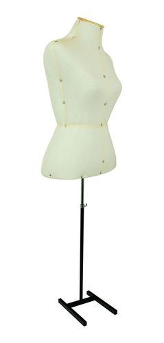 3 Manequim Feminino Busto Costureira Corte Costura Moda Original