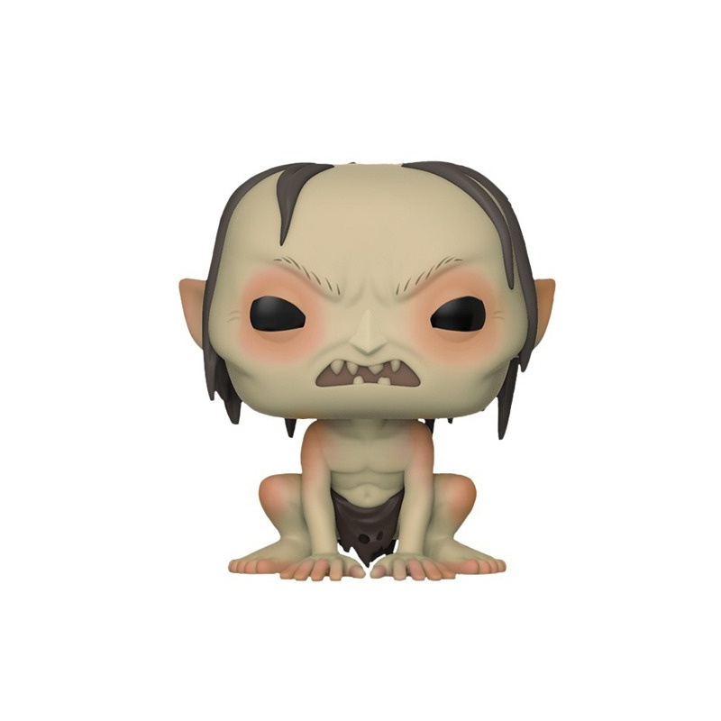 Gollum Pop Funko #532 - O Senhor Dos Anéis - Pop Movies