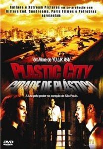 Dvd Plastic City Cidade De Plastico - Yu Lik Wai Original