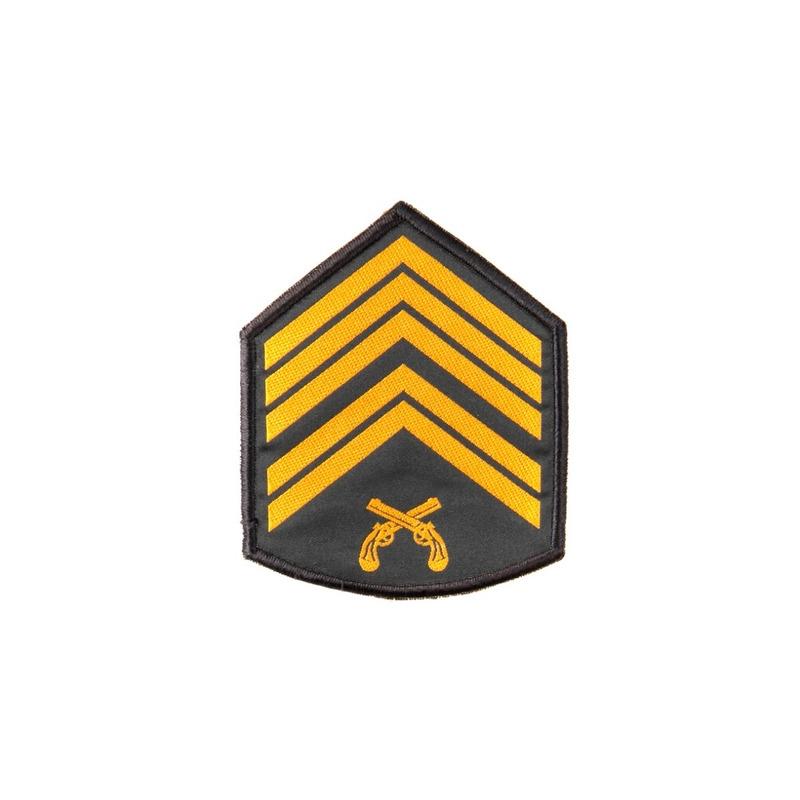 Divisa 1° Sargento - PMMG - PAR