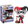 Funko Pop Dc Super Heroes Harley Quinn With Mallet 45