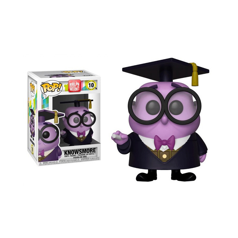 Knowsmore Pop Funko #10 - Detona Ralph - Disney