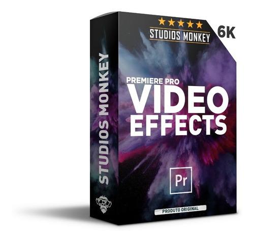 900 Effects Pack E Transições Premiere Pro Original
