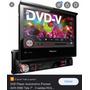 Dvd Pioneer Retrátil Avh 3580