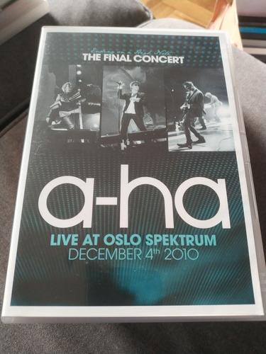 Dvd A-ha Final Concert Live At Oslo  Usado  $15 Original