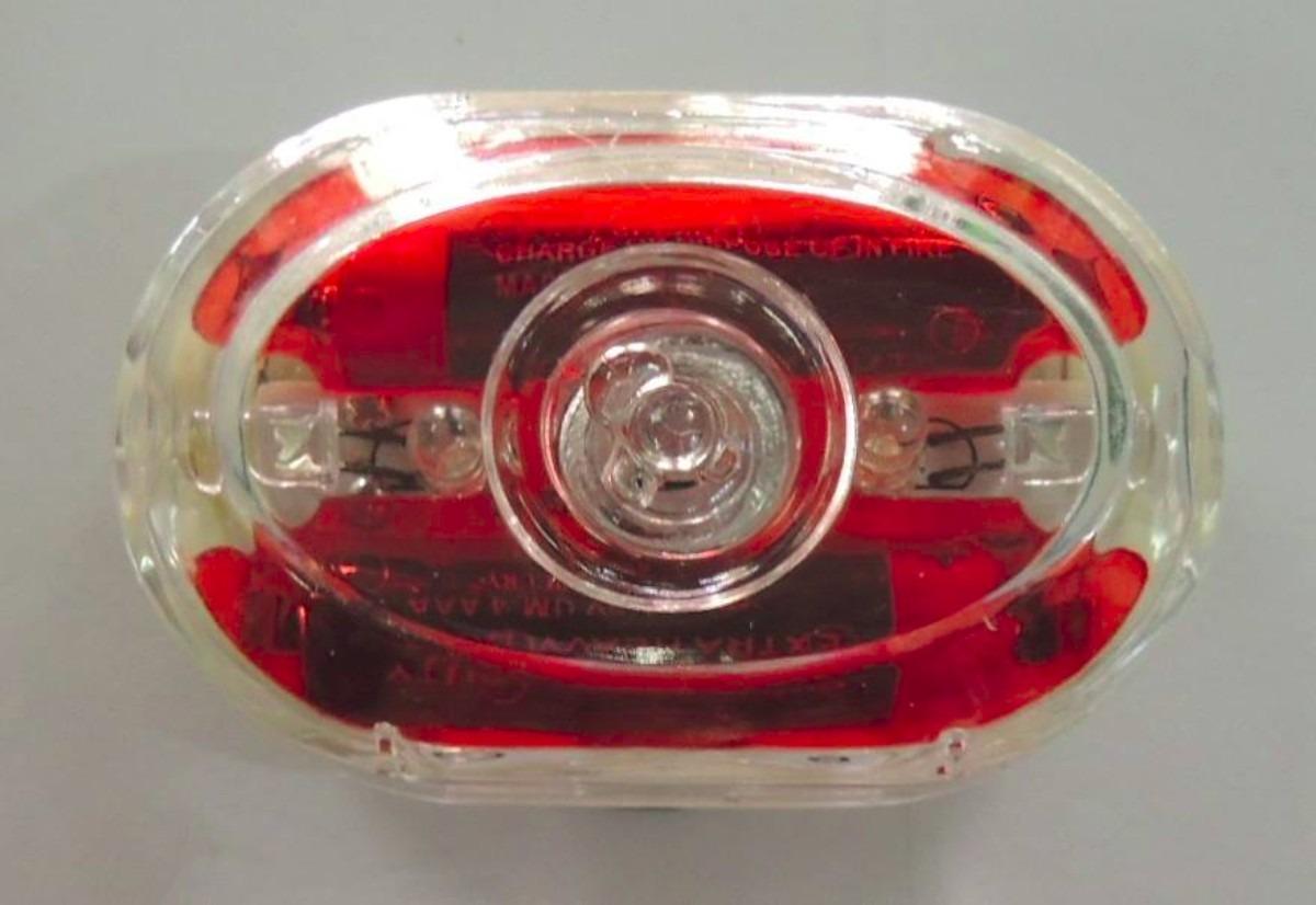 SINALIZADOR TRASEIRO 5 LEDS