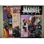 Universo Marvel Anual 1 2 3 Completa Panini 2007 Otimas