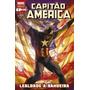 Capitão América Volume 3 Lealdade À Bandeira