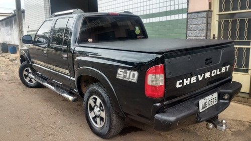 Camionete S10 2.8 Diesel Cabine Dupla 4x2 06lugares Ano 2007