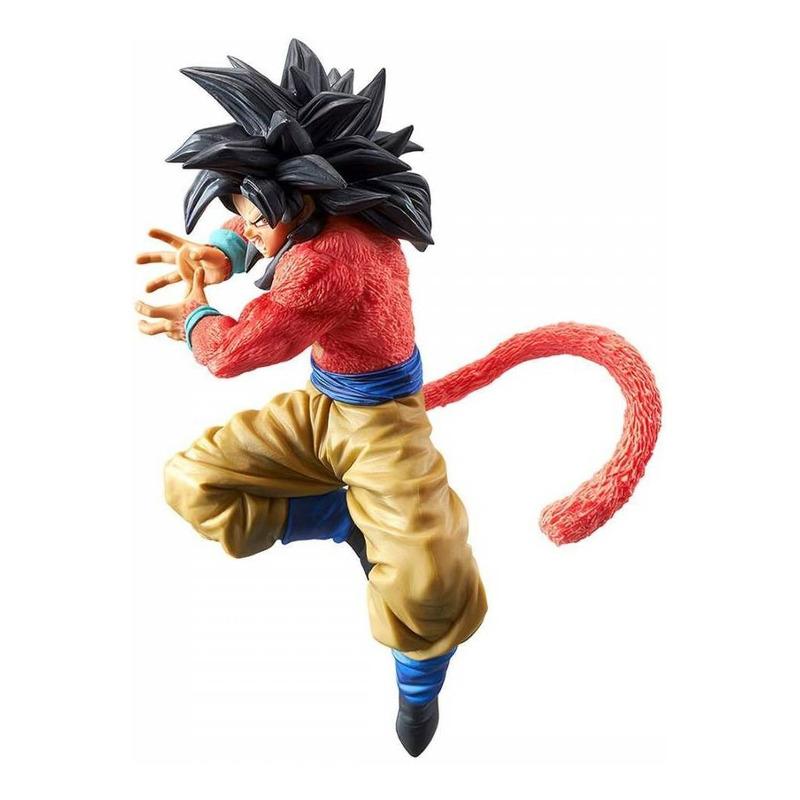 Goku SSJ4 Kamehameha Dragon Ball GT Banpresto