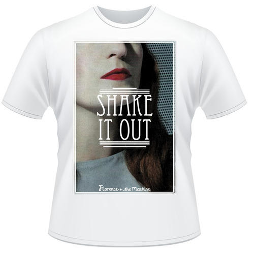 Camisa Florence And The Machine