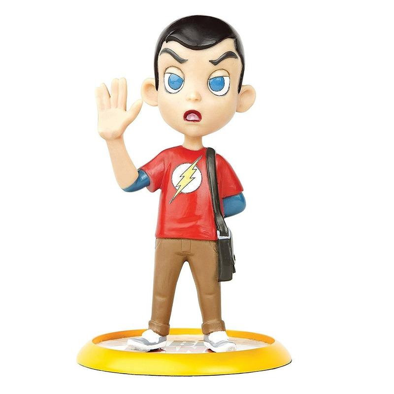 Q-pop Sheldon Cooper The Big Bang Theory