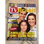 Revista Tv Brasil 131 Xuxa Cláudia Raia Ana Paula J797
