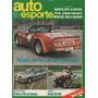Auto Esporte Nº223 Netuno Monza Plus Envemo Honda Cb 440s