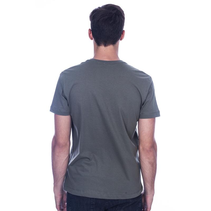 Camiseta Long Island Rock Verde Oliva
