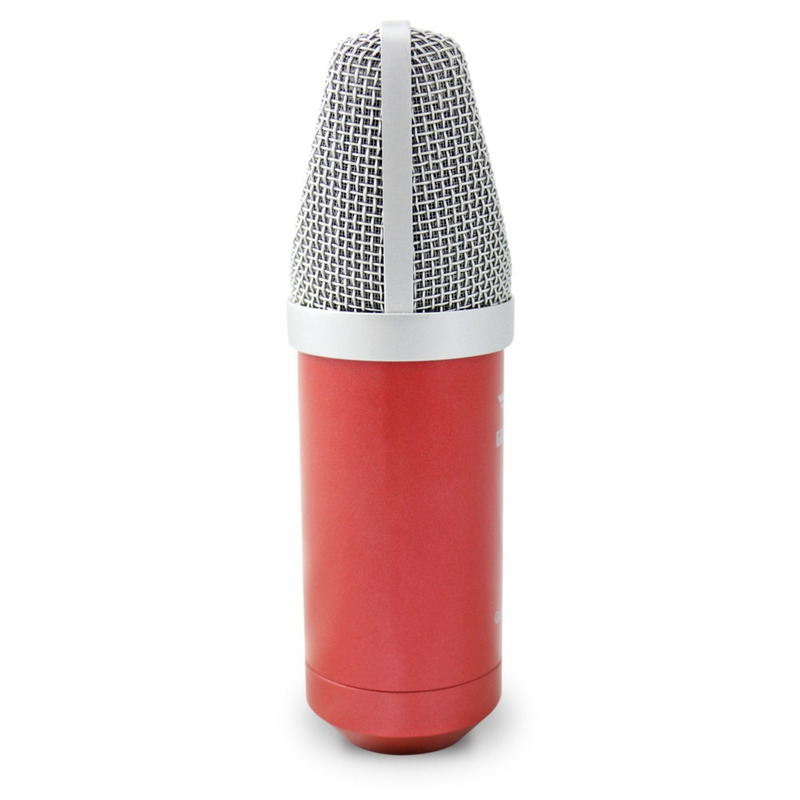 Kit Arcano Mic Condensador Usb Ga Red + 1 Ar-ss-02 + 1 Am-f1