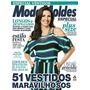 Revista Moda Moldes Especial 51 Vestidos = C Moldes Lacrada!