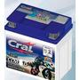 Bateria Cral Titan 125/150/biz 6 Amperes 6 Meses De Gar.