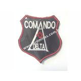 Patch / Distintivo Bordado Comando Delta